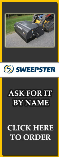 Order Sweepster Brooms Online